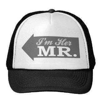 I'm Her Mr. (Gray Arrow) Cap