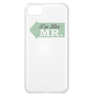 I'm Her Mr. (Green Arrow) iPhone 5C Case