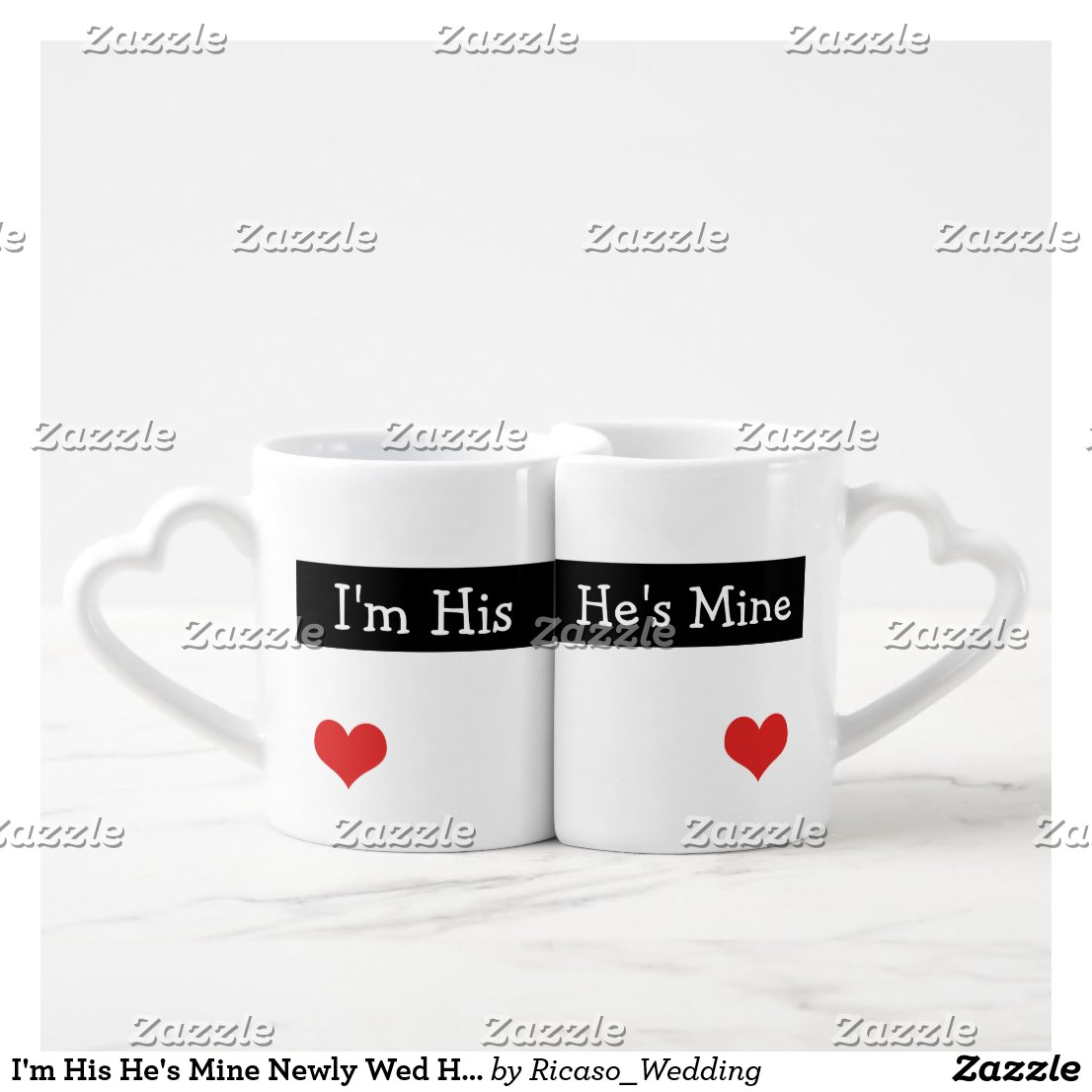 I'm His He's Mine Mug