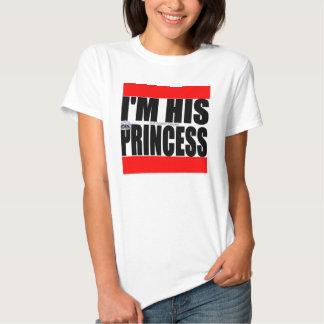 I'm His Princess T-Shirt