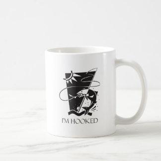 I'm Hooked Basic White Mug