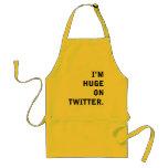 I'm Hudge On Twitter