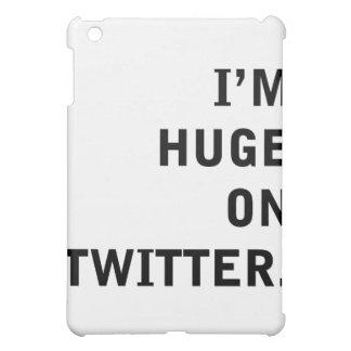 I'm Hudge On Twitter iPad Mini Covers
