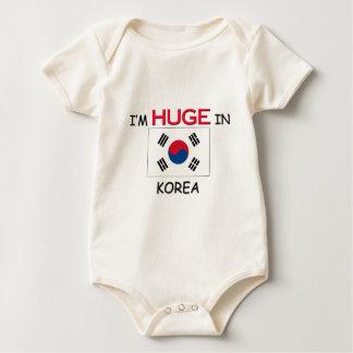 I'm HUGE In KOREA Baby Bodysuit
