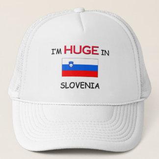 I'm HUGE In SLOVENIA Trucker Hat