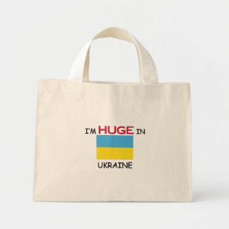 I'm HUGE In UKRAINE Mini Tote Bag
