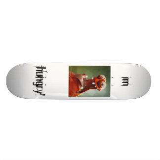 Im Hungry! 19.7 Cm Skateboard Deck