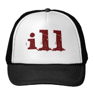 I'm ILL ! Mesh Hats
