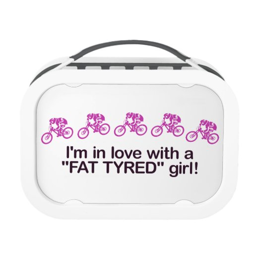 I'm in love with a fat tyred girl yubo lunch boxes