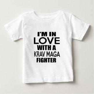 I'M IN LOVE WITH KRAV MAGA FIGHTER SHIRT