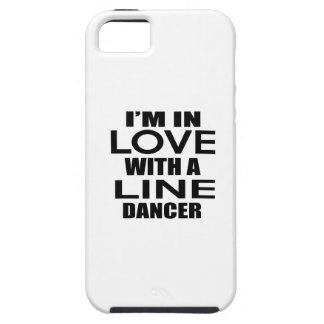 I'M IN LOVE WITH LINE DANCING FIGHTER iPhone 5 CASES