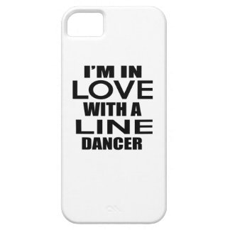 I'M IN LOVE WITH LINE DANCING FIGHTER iPhone 5 COVER
