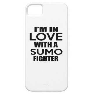 I'M IN LOVE WITH SUMO FIGHTER CASE FOR THE iPhone 5