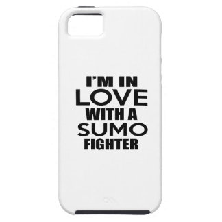 I'M IN LOVE WITH SUMO FIGHTER iPhone 5 CASES