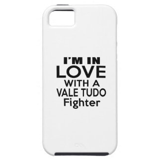 I'M IN LOVE WITH VALE TUDO FIGHTER CASE FOR THE iPhone 5