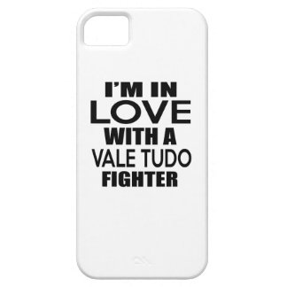 I'M IN LOVE WITH VALE TUDO FIGHTER iPhone 5 CASES