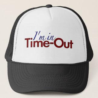 I'm in Timeout (boys) Trucker Hat
