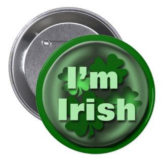 I'm Irish 7.5 Cm Round Badge