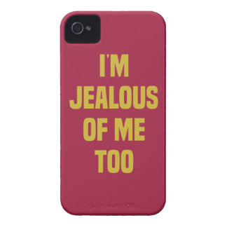 I'm Jealous of me too Case-Mate iPhone 4 Case