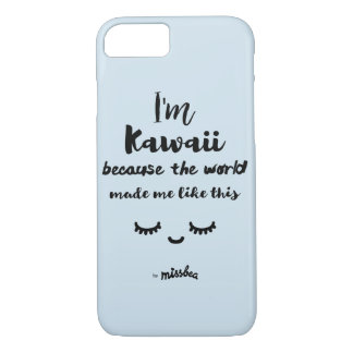 im kawaii iPhone 8/7 case