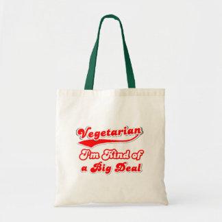 I'm Kind of a Big Deal VEGETARIAN Bags