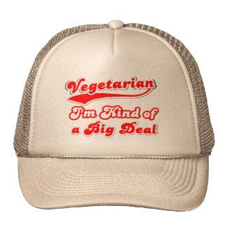 I'm Kind of a Big Deal VEGETARIAN Trucker Hat