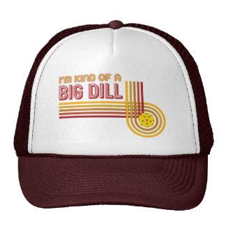 """""""I'm Kind of a Big Dill"""" Pickleball Hat"""
