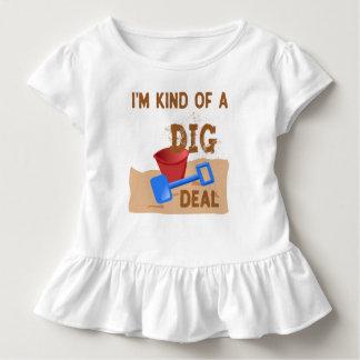 I'm Kind of a DIG Deal Toddler T-Shirt