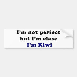 I'm Kiwi Bumper Sticker