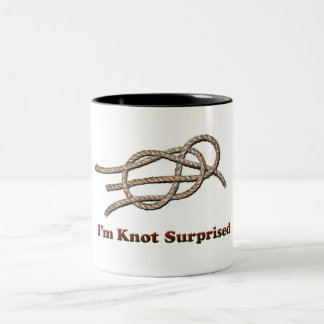 I'm Knot Surprised - Mugs