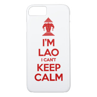 I'm Lao I Can't Keep Calm iPhone 8/7 Case
