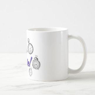 I'm late! I'm late! Coffee Mug