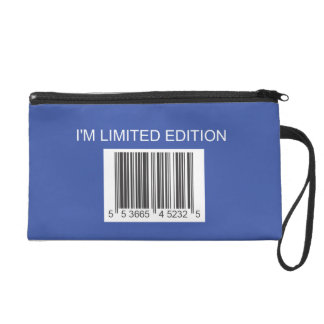 I'm Limited Edition Barcode Wristlets