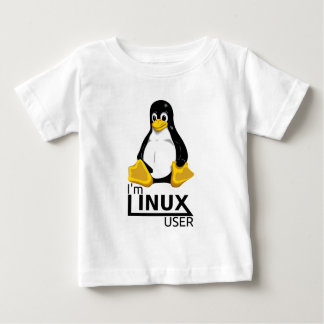 I'm Linux User Baby T-Shirt