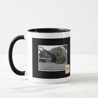 I'm listening mug