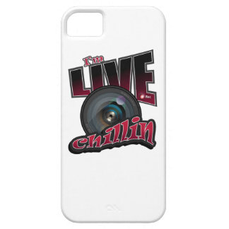 I'm LIVE Chillin: Social Video Streaming Case For The iPhone 5