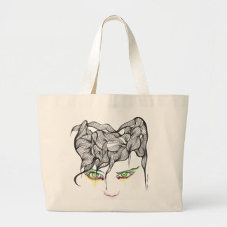 I'm Looking Through You Canvas Bag