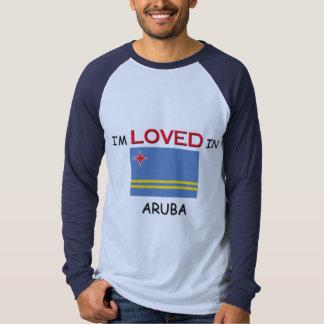 I'm Loved In ARUBA Tshirts