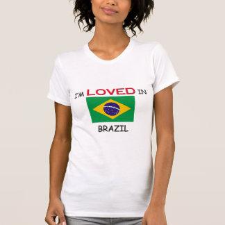 I'm Loved In BRAZIL Tee Shirt