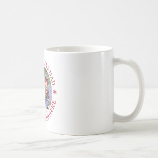 I'M MAD, YOU'RE MAD, WE'RE ALL MAD HERE! COFFEE MUGS