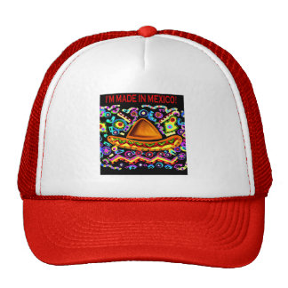 I'M MADE IN MEXICO CAP