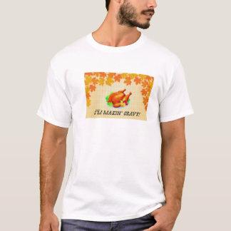 I'm Makin' Gravy! Dr. Steve Brule by SmashBam T-Shirt