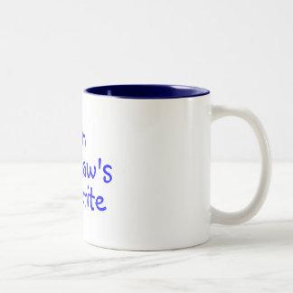 Im Memaws Favorite Blue Coffee Mugs