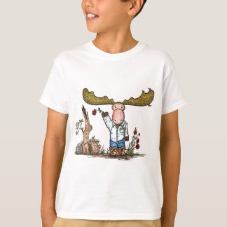 I'm Moe Moose T-Shirt