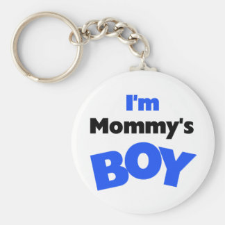 I'm Mommy's Boy T-shirts and Gifts Key Ring