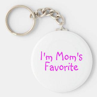 Im Moms Favorite Keychain