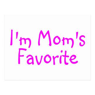Im Moms Favourite Postcard