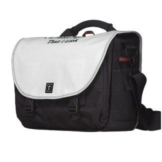 I'm More Nigerian Than I Look. Computer Bag