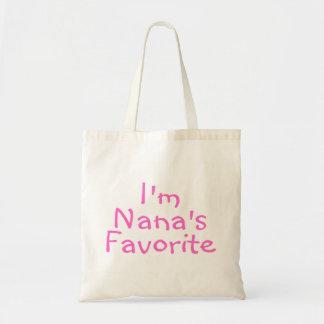 Im Nanas Favorite Budget Tote Bag