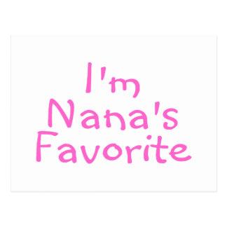 Im Nanas Favourite Postcard